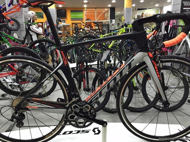 Nueva Scott Foil 30 Version 2016 Superventas 2019 Y Anteriores